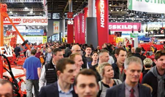 2020年法国国际农业机械展览会SIMA